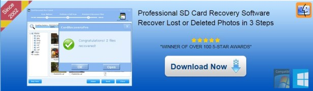Card Recovery soft